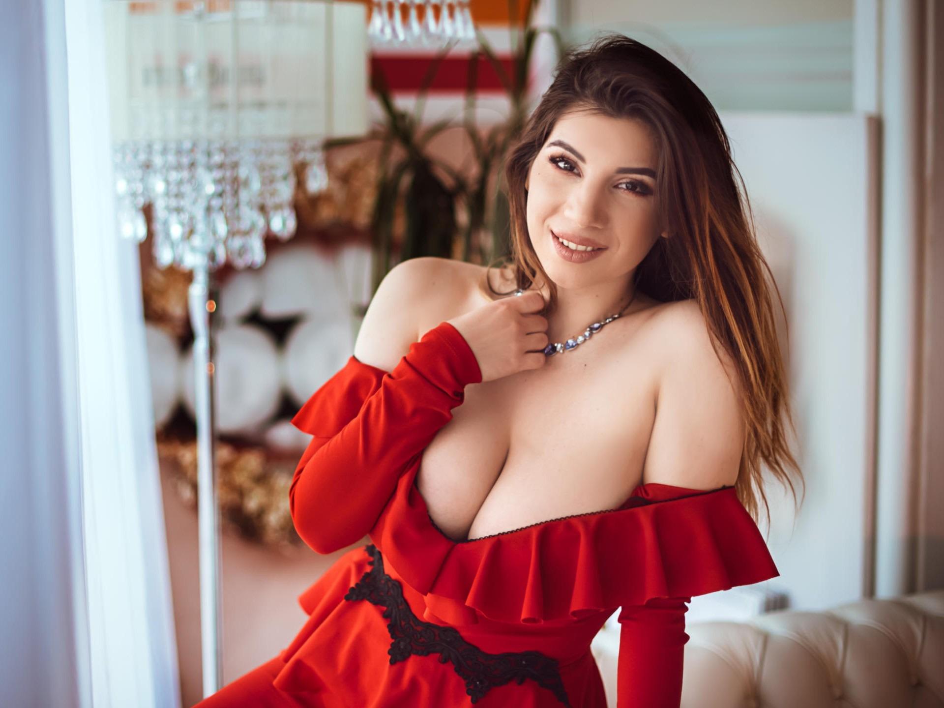 Des big boobs qu'elle adore bouffer !